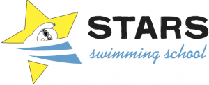 One of many revision of the Stars Swimming School Logo presented to the business owners.
